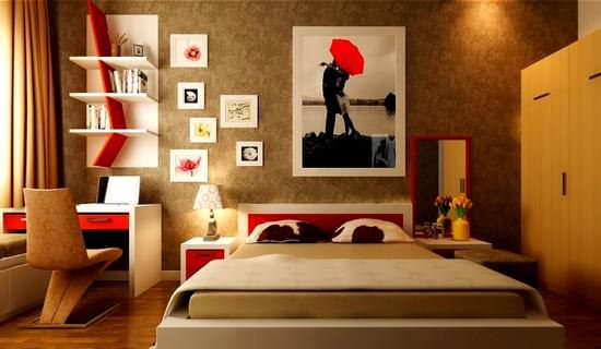 yatak odası düzenleme