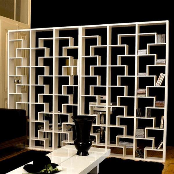 Modern Oda Separatörleri Oda Paravanları 4