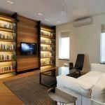 Modern Renkli Salon ve Oturma Odası Stilleri 6