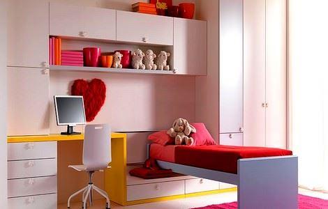Çocuk Odası Dekorasyon Ve Mobilya Fikirleri 16