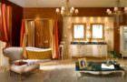 Modern Lüks Banyo Dekorasyon Fikirleri