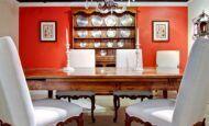 Klasik Yemek Odası Tasarımı