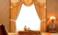 Klasik Oda Perde Tasarım Modelleri