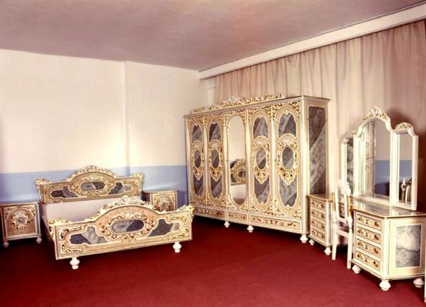 Klasik Yatak Odası Modelleri 8