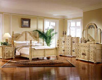 Klasik Yatak Odası Modelleri 3