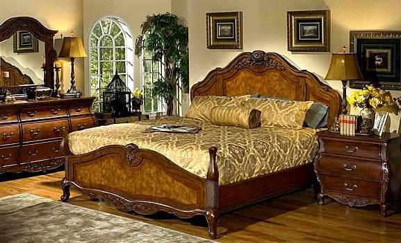 Klasik Yatak Odası Modelleri 5