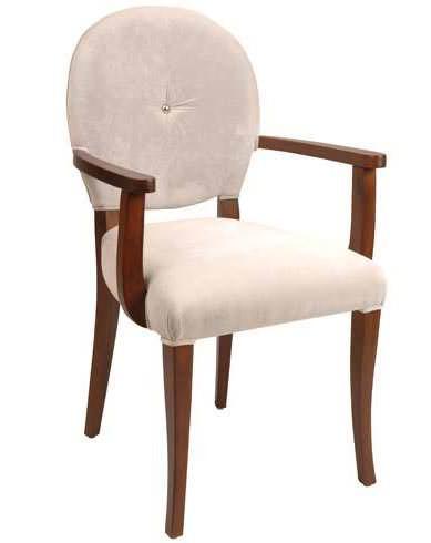 Ahşap Sandalye Modelleri 6