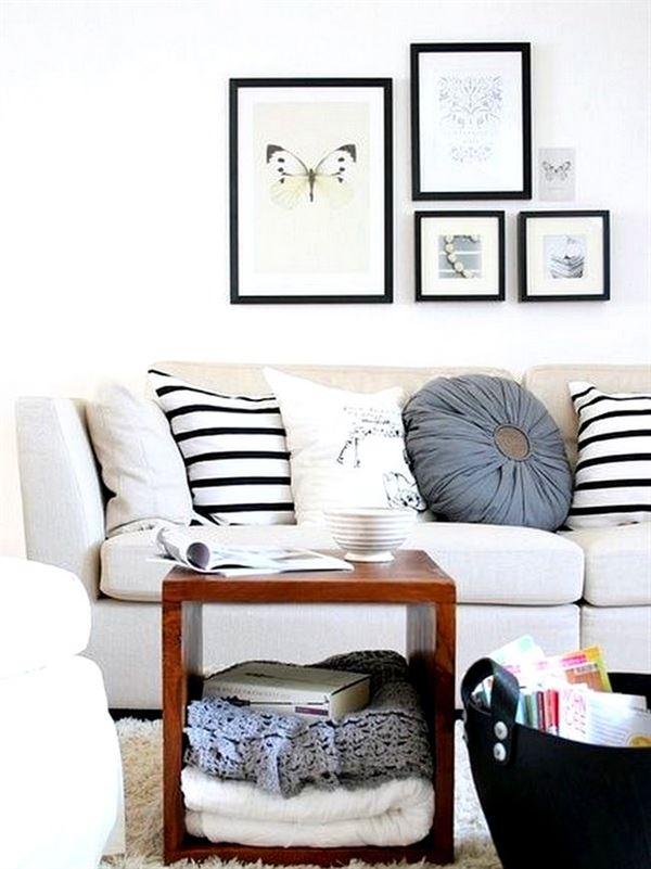 Dekoratif Modern Renkli Koltuk Kırlent Yastıklar 4