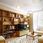 oturma odası dekorasyon fikirleri - krem beyaz oturma odasi dekor ornegi 150x150 - Oturma Odası Dekorasyon Fikirleri
