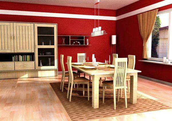 Modern Lüks Yemek Odası Tasarımları 6