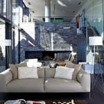 Zarif Ve Şık Oturma Odası Dekorasyon Fikirleri 4