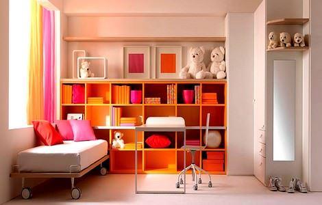 Çocuk Odası Dekorasyon Ve Mobilya Fikirleri 17