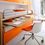 Çocuk odası dekorasyonu - kucuk oda ranza modeli 150x150 - Çocuk Odası Dekorasyonu