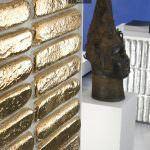Külçe Altın Şeklinde Duvar Dekorasyon Malzemesi 1