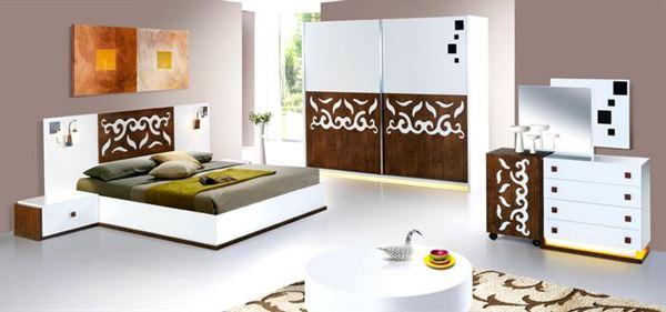Ladin Mobilya Yatak Odası Modelleri 10