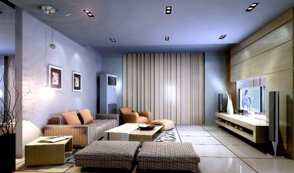 Oturma Odası Tv Seyretme Düzeni 2