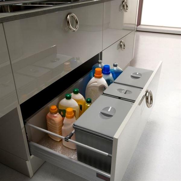 lüks mutfak çekmece tasarımları