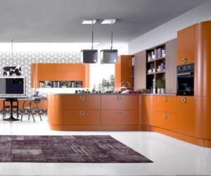 Lineadecor Ritmo Serisi Modern Mutfak Modeli