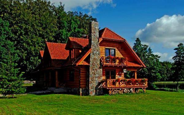 ahşap ev yapımı muhteşem doğal ahşap ev tasarımları