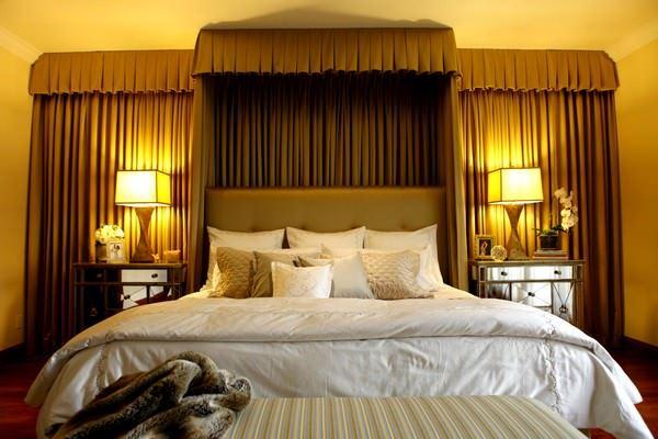 Ultra Suit Tarzı Yatak Odası Dekorasyonları 4