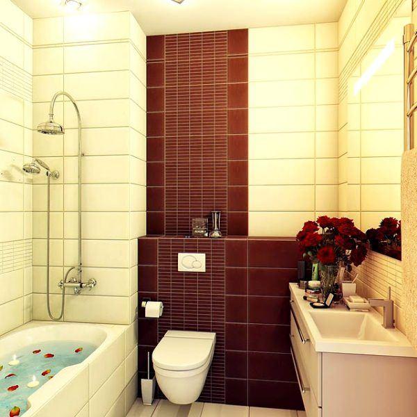 Ultra Lüks Dekorasyonlu Banyo Örnekleri 15
