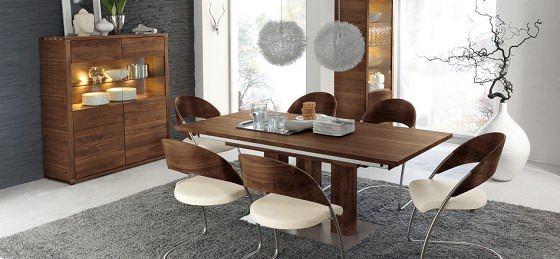Modern Yemek Masası Ve Sandalye Modelleri 10