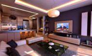 Televizyon Odası Dekorasyon Stilleri