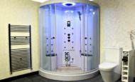 Buharlı Modern Duşa Kabin Modelleri