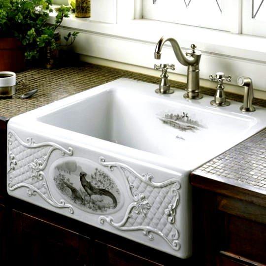 desenli ve resimli lavabo modelleri