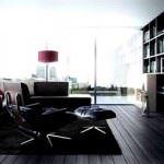 Modern Sanatsal Oda Tasarım Fikirleri 3