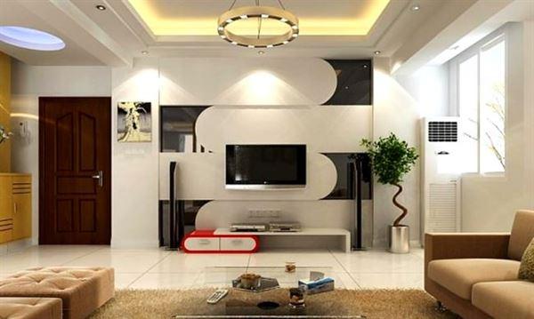Oturma Odası Tv Seyretme Düzeni 3