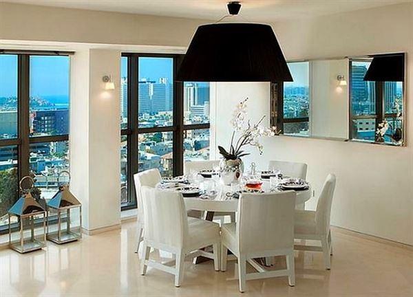 Mutfak Ve Yemek Masası Aydınlatma Modelleri 5