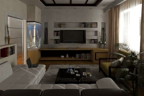 televizyon-odasi-dekorasyon-fikirleri