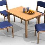 Masa Ve Sandalye Modelleri