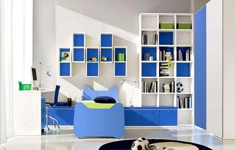 Çocuk Odası Dekorasyon Ve Mobilya Fikirleri 18
