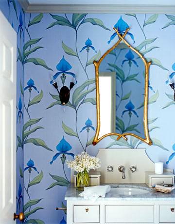 mavi-cicekli-banyo-kagit-ornekleri