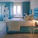mavi yatak odası dizaynı mavi renk yatak odası dekorasyon fikirleri - mavi renk yatak odasi ornekleri12 150x150