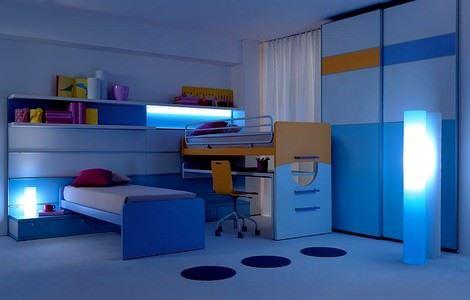 Çocuk Odası Dekorasyon Ve Mobilya Fikirleri 19