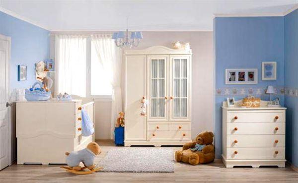 bebek-odasi-mobilyalari bebek odası yeni tasarım modelleri - meltem krem bebek odasi - Bebek Odası Yeni Tasarım Modelleri