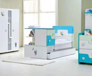 Bebek Odası Yeni Tasarım Modelleri
