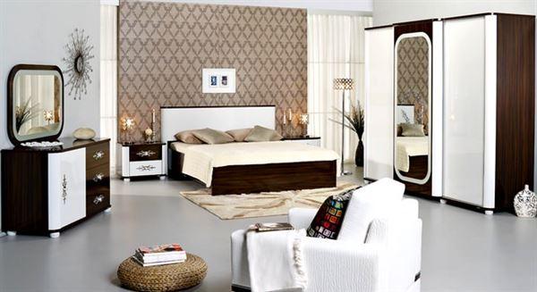 Merinos Yeni Tasarım Yatak Odası Modelleri 2