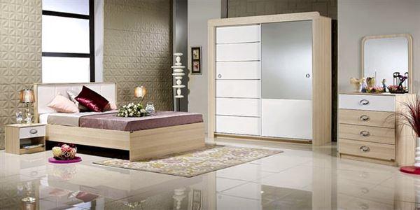 Merinos Yeni Tasarım Yatak Odası Modelleri 4