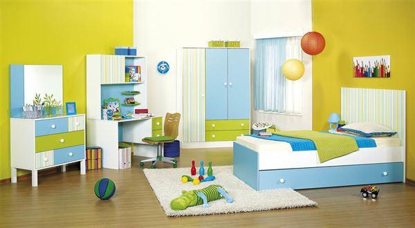 merinos genç odası modelleri - merinos genc odasi cocuk odasi mavi
