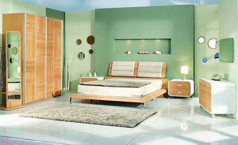 Lüks 2012 Yatak Odası Modelleri 10
