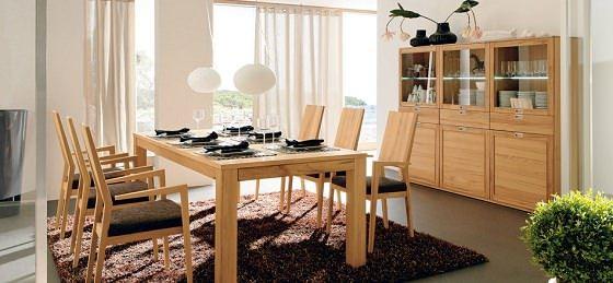 Modern Yemek Masası Ve Sandalye Modelleri 13