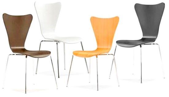 Dekoratif Yeni Masa Sandalye Modelleri 5