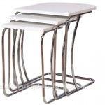 İstikbal mobilya sehpa modelleri - metal ayakli beyaz fortin zigon sehpa 150x150 - İstikbal Mobilya Sehpa Modelleri