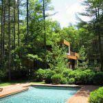 doğal ağaçlar arasında modern ev tasarımı - mimari tasarim1 150x150 - Doğal Ağaçlar Arasında Modern Ev Tasarımı