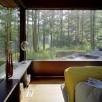 doğal ağaçlar arasında modern ev tasarımı - mimari tasarim2 150x150 - Doğal Ağaçlar Arasında Modern Ev Tasarımı