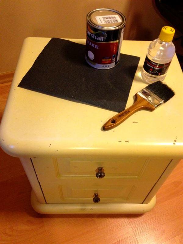 Eski Mobilyalarınızı Kendiniz Nasıl Boyayabilirsiniz 2